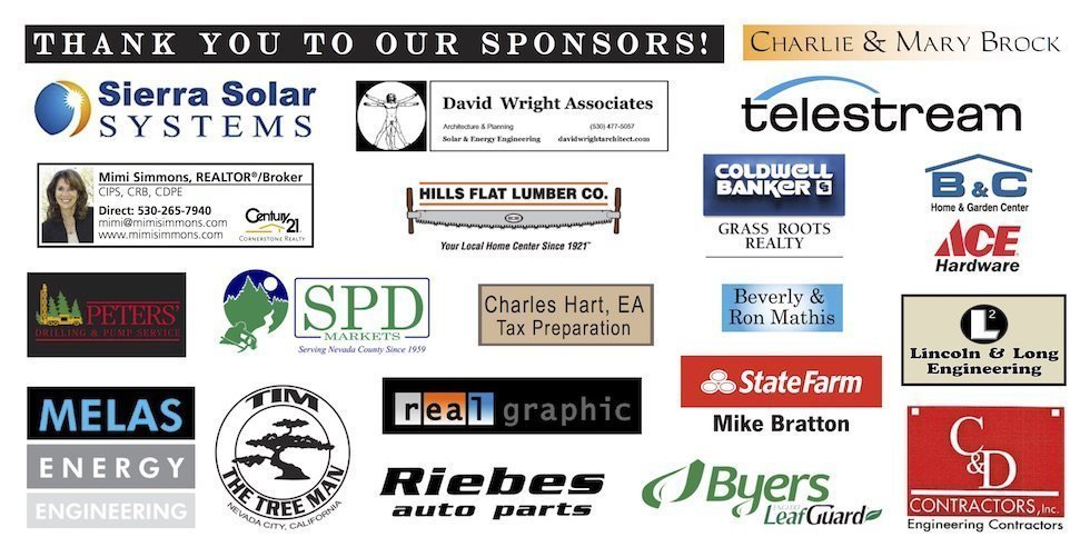 North Star House Sponsors 2019