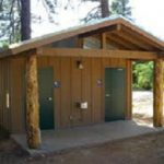 Outdoor Restrooms at North Star House